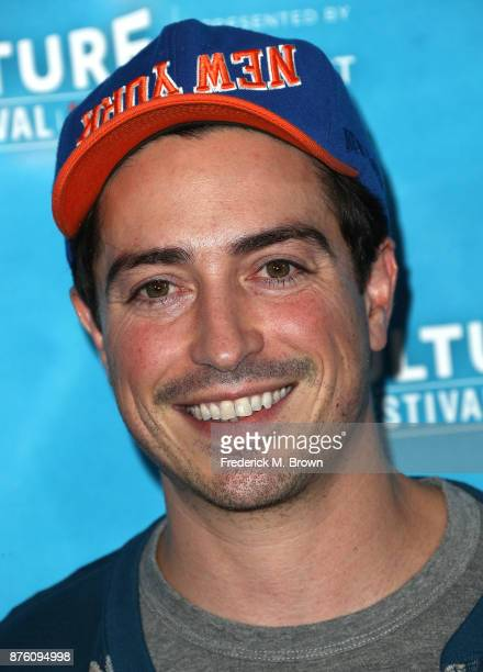 Actor Ben Feldman attends the Vulture Festival Los Angeles at the Hollywood Roosevelt Hotel on November 18 2017 in Hollywood California