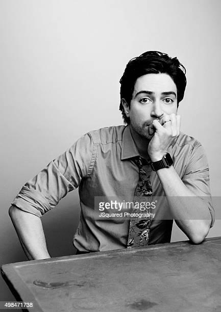 Actor Ben Feldman of NBC's 'Superstore' is photographed on November 18 2015 in Burbank California