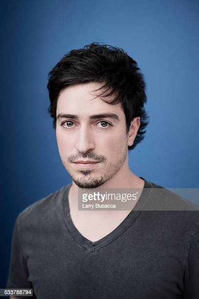 Actor Ben Feldman poses for a portrait at the Tribeca Film Festival on April 18 2016 in New York City