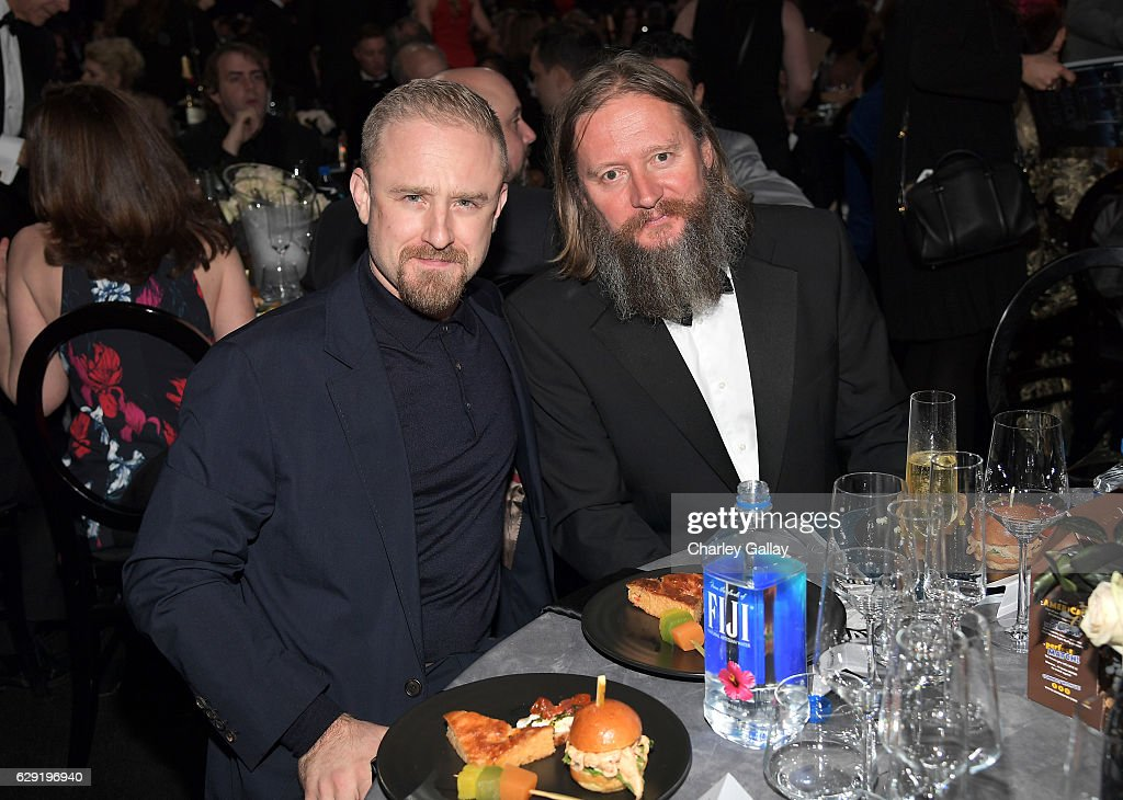 FIJI Water At The 22nd Annual Critics' Choice Awards