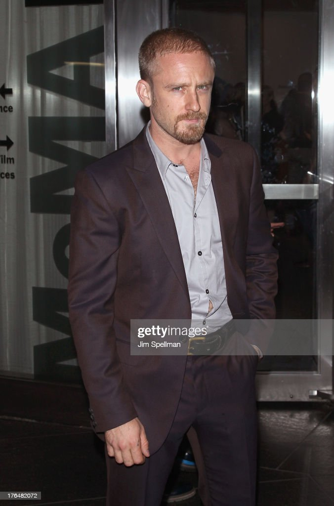 """Downtown Calvin Klein With The Cinema Society Host A Screening Of IFC Films' """"Ain't Them Bodies Saints"""" - Outside Arrivals : News Photo"""