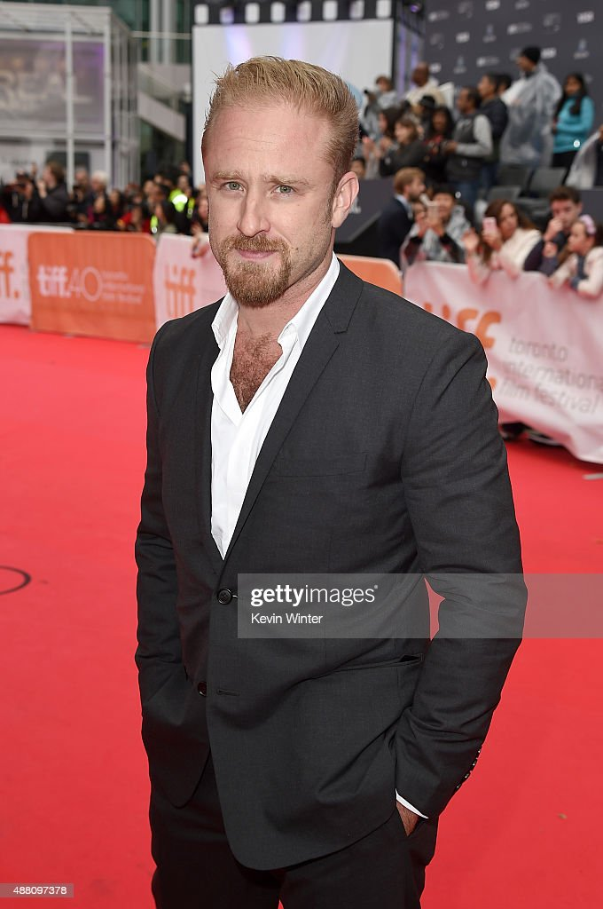 "2015 Toronto International Film Festival - ""The Program"" Premiere - Red Carpet"