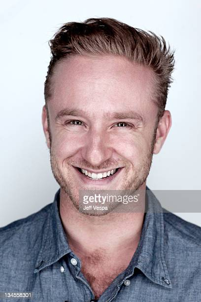 Actor Ben Foster is photographed for Self Assignment at the Toronto Film Festival on September 10 2011 in Toronto Ontario
