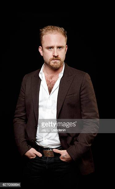 Actor Ben Foster of Hell or High Water is photographed for Los Angeles Times on November 5 2016 in Los Angeles California PUBLISHED IMAGE CREDIT MUST...
