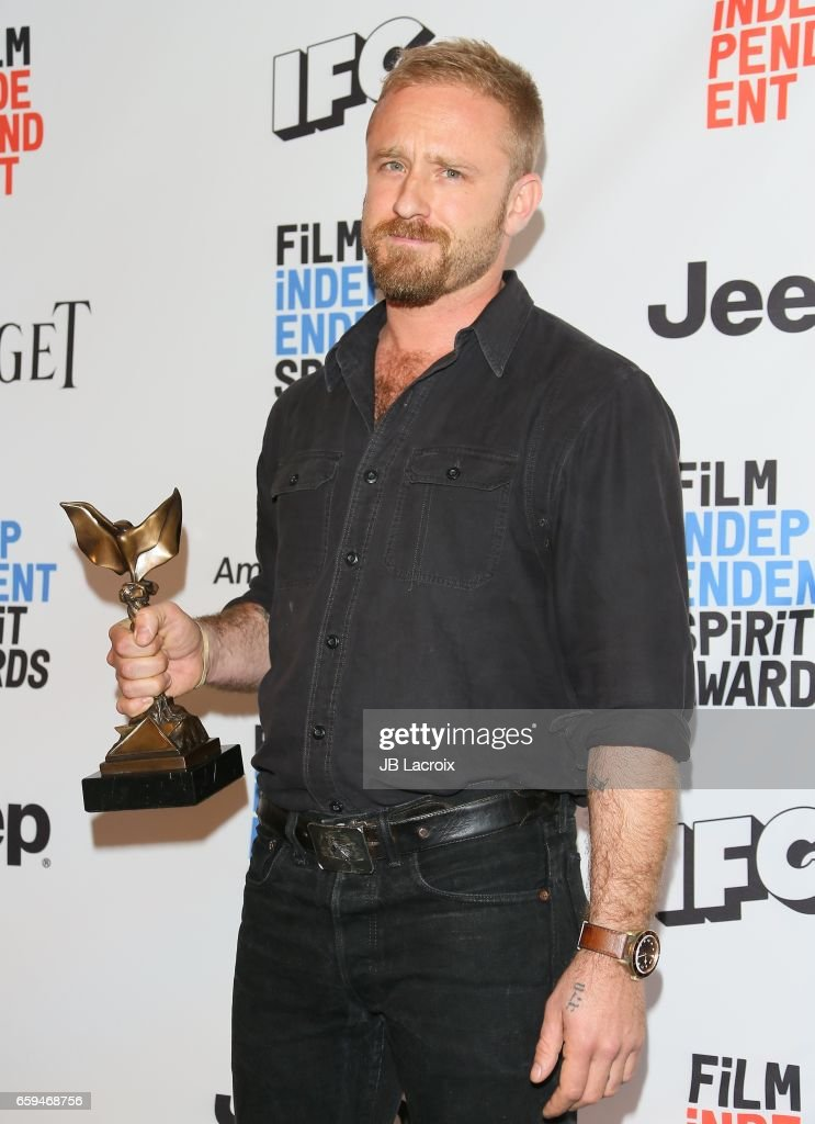 2017 Film Independent Spirit Awards  - Press Room