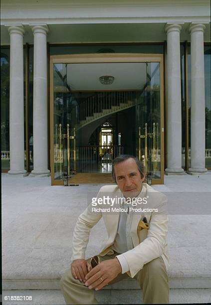 Actor Ben Gazzara is in France for the Cannes Film Festival, where his latest film Inchon, directed by Terence Young, is being premiered.