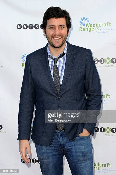 Actor Ben Glieb attends the Woodcraft Rangers 90th Anniversary Gala hosted by Kyra Sedgwick at LA Plaza de Cultura y Artes on May 8 2013 in Los...
