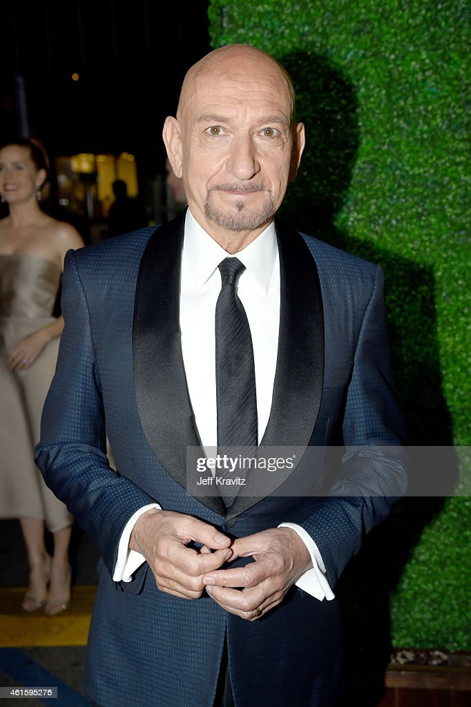 Actor Ben Kingsley attends the 20th annual Critics' Choice Movie Awards at the Hollywood Palladium on January 15, 2015 in Los Angeles, California.