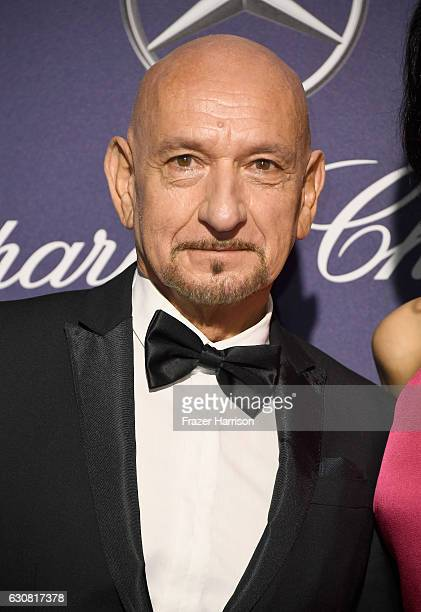 Actor Ben Kingsley attends the 28th Annual Palm Springs International Film Festival Film Awards Gala at the Palm Springs Convention Center on January...