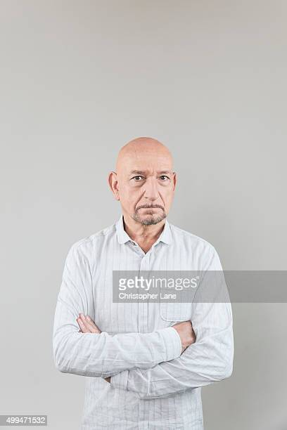 Actor Ben Kingsley is photographed for The Times on July 15 2015 in New York City