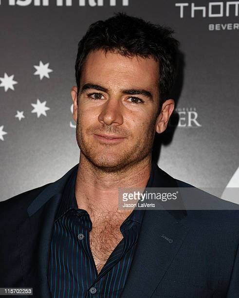 Actor Ben Lawson attends the 2011 Australians In Film Breakthrough Awards at Thompson Hotel on June 7 2011 in Beverly Hills California