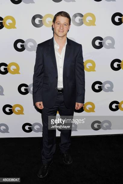 Actor Ben McKenzie arrives at the 2013 GQ Men Of The Year Party at The Ebell of Los Angeles on November 12 2013 in Los Angeles California
