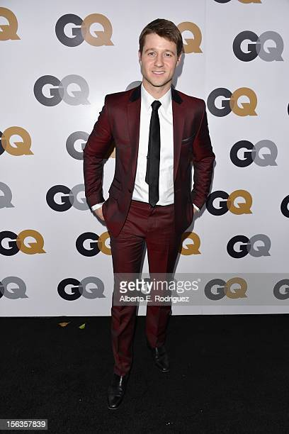 Actor Ben McKenzie arrives at the GQ Men of the Year Party at Chateau Marmont on November 13 2012 in Los Angeles California