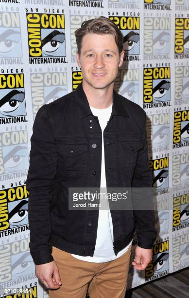 Actor Ben McKenzie at the 'Gotham' Press Line during ComicCon International 2017 at Hilton Bayfront on July 22 2017 in San Diego California