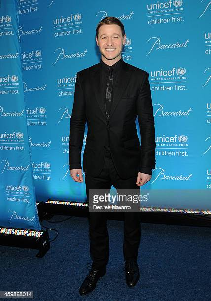 Actor Ben McKenzie attends the 10th Annual Unicef Snowflake Ball at Cipriani Wall Street on December 2 2014 in New York City