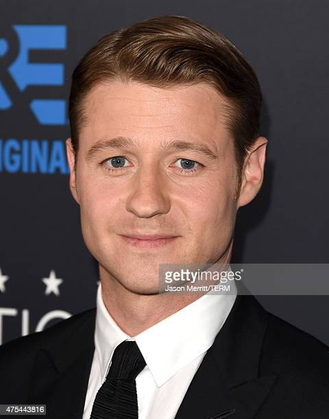 Actor Ben McKenzie attends the 5th Annual Critics' Choice Television Awards at The Beverly Hilton Hotel on May 31 2015 in Beverly Hills California