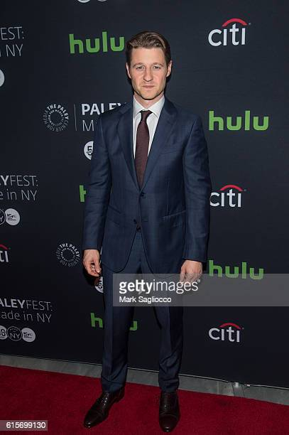 Actor Ben McKenzie attends the PaleyFest New York 2016 Gotham at The Paley Center for Media on October 19 2016 in New York City