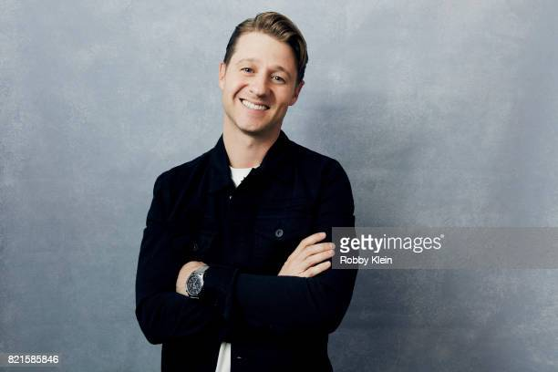 Actor Ben McKenzie from FOX's 'Gotham' poses for a portrait during ComicCon 2017 at Hard Rock Hotel San Diego on July 22 2017 in San Diego California