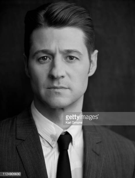 Actor Ben McKenzie is photographed for August Man Malaysia on December 7 2015 in New York City PUBLISHED IMAGE