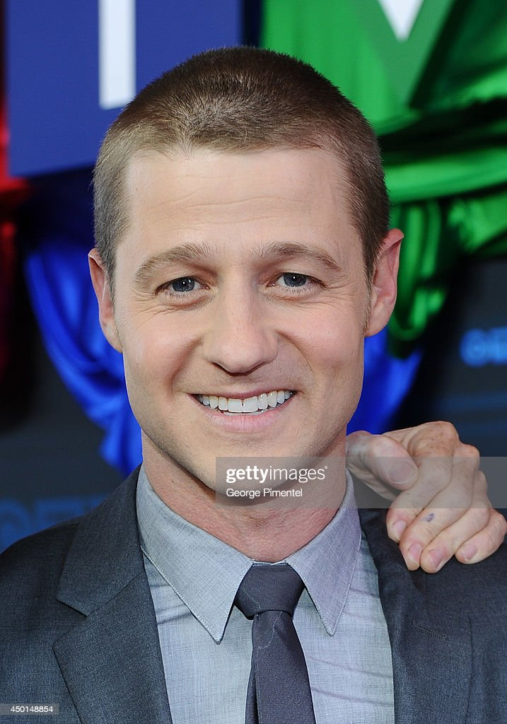 Ê Actor Ben McKenzie of Gotham attends the CTV 2014 Upfront at Sony Centre for the Performing Arts on June 5, 2014 in Toronto, Canada.Ê