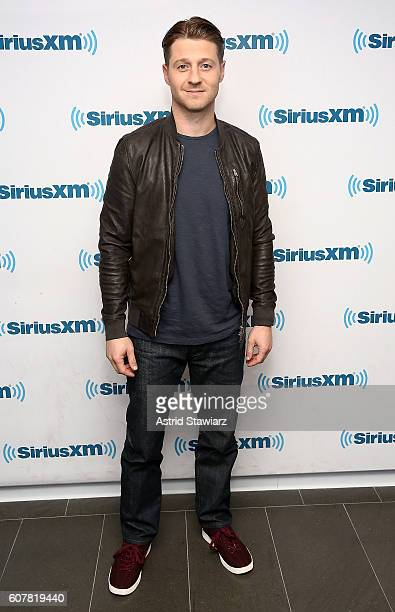 Actor Ben McKenzie visits the SiriusXM Studios on September 19 2016 in New York City