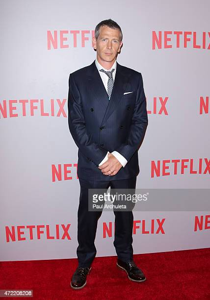 Actor Ben Mendelsohn attends Netflix's 'Bloodline' screening and QA at Pacific Design Center on May 4 2015 in West Hollywood California