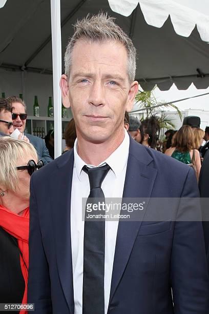 Actor Ben Mendelsohn attends the 2016 Film Independent Spirit Awards sponsored by Heineken on February 27 2016 in Santa Monica California