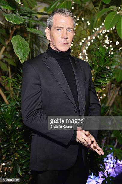 Actor Ben Mendelsohn attends the 2016 GQ Men of the Year Party at Chateau Marmont on December 8 2016 in Los Angeles California