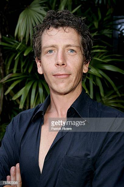 Actor Ben Mendelsohn attends the media launch of season 3 of Foxtel's drama Love My Way at Pavilion on the Park on February 15 2007 in Sydney...