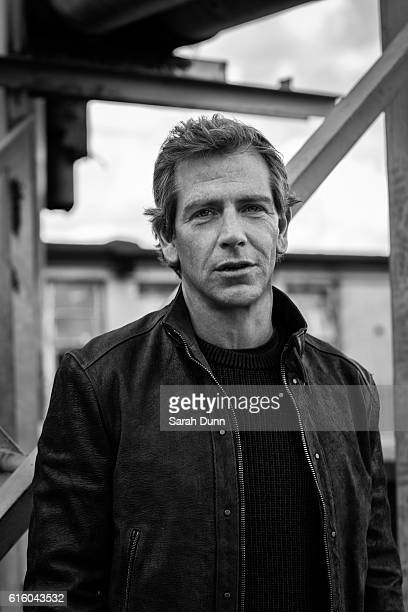 Actor Ben Mendelsohn is photographed for Empire magazine on September 2 2015 in London England