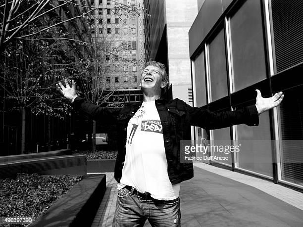 Actor Ben Mendelsohn is photographed for Vanity Faircom on April 15 2015 in New York