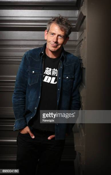 SYDNEY NSW Actor Ben Mendelsohn poses during a photo shoot in Sydney New South Wales