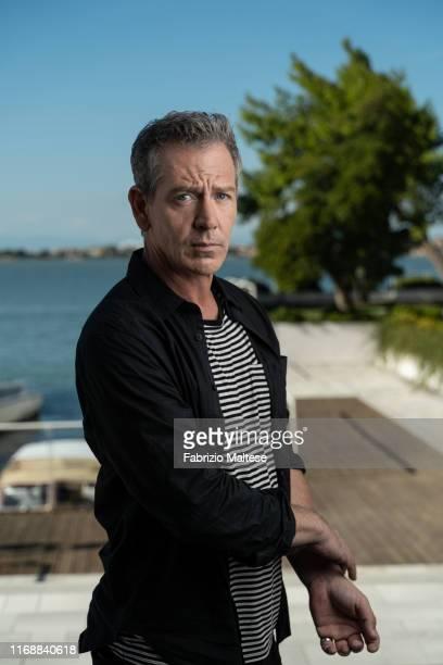 Actor Ben Mendelsohn poses for a portrait on September 2, 2019 in Venice, Italy.