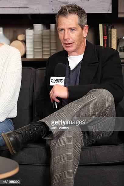 Actor Ben Mendelsohn speaks at The Variety Studio At Sundance Presented By Dockers on January 25 2015 in Park City Utah