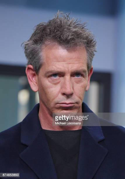 Actor Ben Mendelsohn visits Build Studio to discuss the movie Darkest Hour on November 14 2017 in New York City