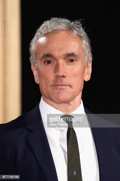 Actor Ben Miles attends the World Premiere of season 2 of Netflix 'The Crown' at Odeon Leicester Square on November 21 2017 in London England