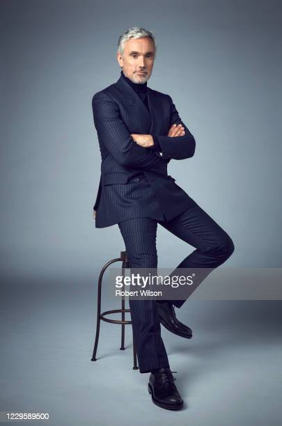 Actor Ben Miles is photographed for the Times magazine on August 1, 2019 in London, England.