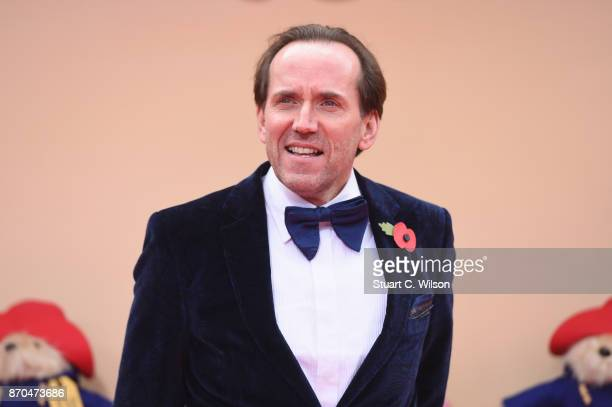 Actor Ben Miller attends the 'Paddington 2' premiere at BFI Southbank on November 5, 2017 in London, England.
