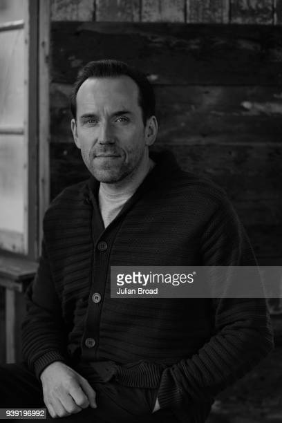 Actor Ben Miller is photographed for Harrods magazine on January 13, 2016 in London, England.
