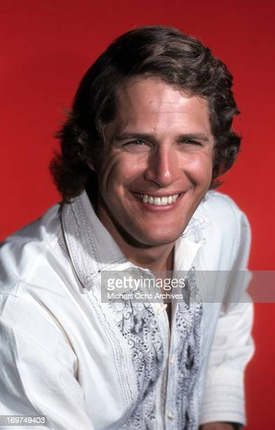 Actor Ben Murphy poses for a portrait in circa 1971.