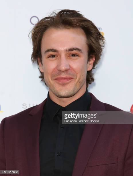 Actor Ben O'Toole attends the 9th Annual Australians In Film Heath Ledger Scholarship Dinner at Sunset Marquis Hotel on June 1 2017 in West Hollywood...