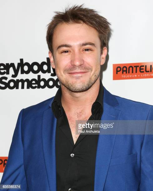 Actor Ben O'toole attends the screening of 'Everybody Loves Somebody' at Mark Goodson Screening Room on February 14 2017 in Los Angeles California