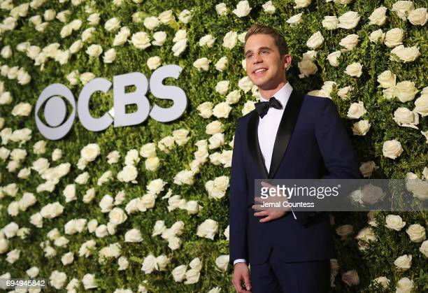 Actor Ben Platt attends the 2017 Tony Awards at Radio City Music Hall on June 11 2017 in New York City