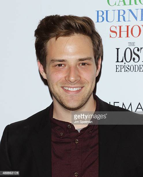 """Actor Ben Rappaport attends """"The Carol Burnett Show: The Lost Episodes"""" screening hosted by Time Life and The Cinema Society at Tribeca Grand Hotel..."""