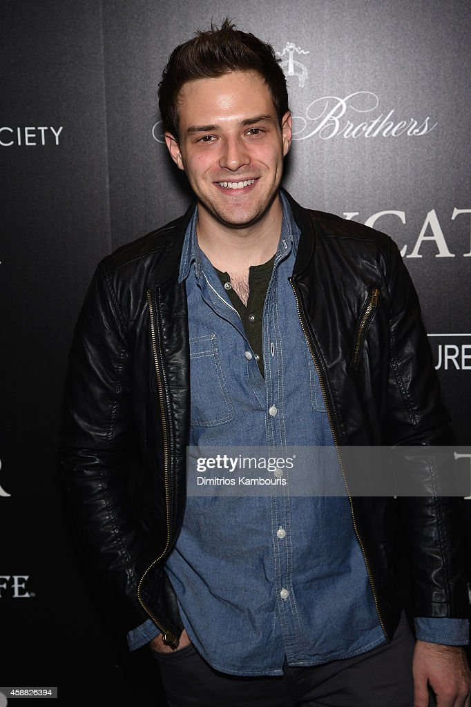 """Details, Brooks Brothers & Patron With The Cinema Society Host A Screening Of Sony Pictures Classics' """"Foxcatcher"""" - Arrivals"""