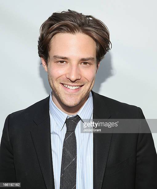 Actor Ben Rappaport attends the Indian Film Festival of Los Angeles Opening Night Gala for Gangs Of Wasseypur at ArcLight Cinemas on April 9 2013 in...