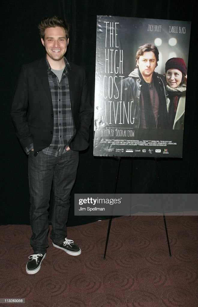 """10th Annual Tribeca Film Festival - """"The High Cost Of Living"""""""