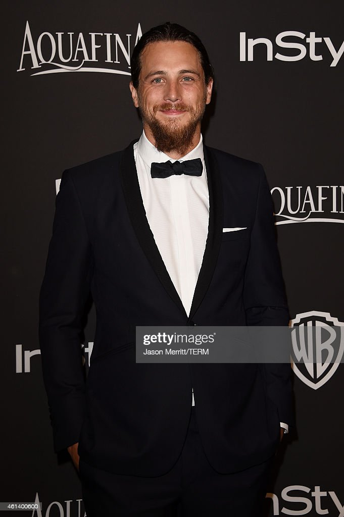 Actor Ben Robson attends the 2015 InStyle And Warner Bros. 72nd Annual Golden Globe Awards Post-Party at The Beverly Hilton Hotel on January 11, 2015 in Beverly Hills, California.