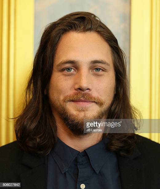 Actor Ben Robson attends the premiere of STX Entertainment's 'The Boy' at Cinemark Playa Vista on January 20 2016 in Los Angeles California