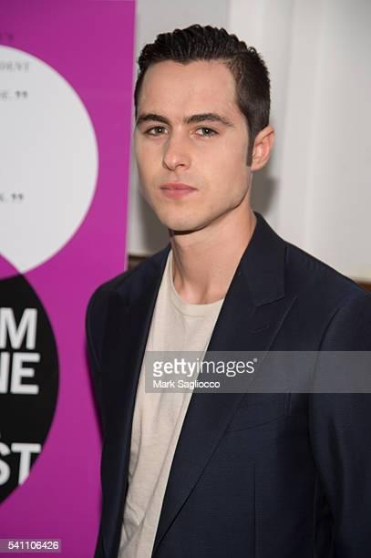Actor Ben Schnetzer attends the BAMcinemaFest 2016 Goat premiere at BAM Rose Cinemas on June 18 2016 in New York City